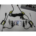 H4 Bi-Xenon Slim Ballast HID kit